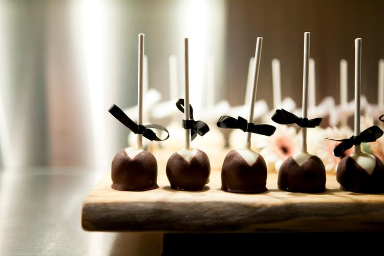 Schokoladen-Dessert