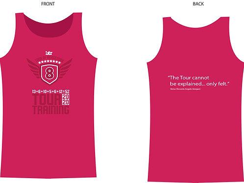 Tour Training Vest 2020 Pink MEN