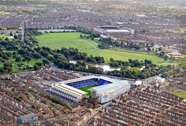 Caption 7 Four EFC pitches in one image.
