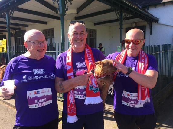 Terry, Bobby, Garry Davidson