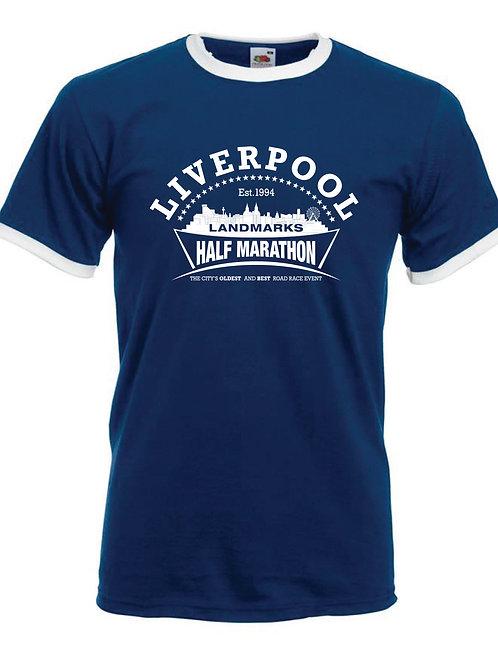 Liverpool Landmarks Half Marathon T-Shirt