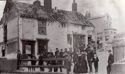 Caption 2 Everton Toffee Shop photo 1884