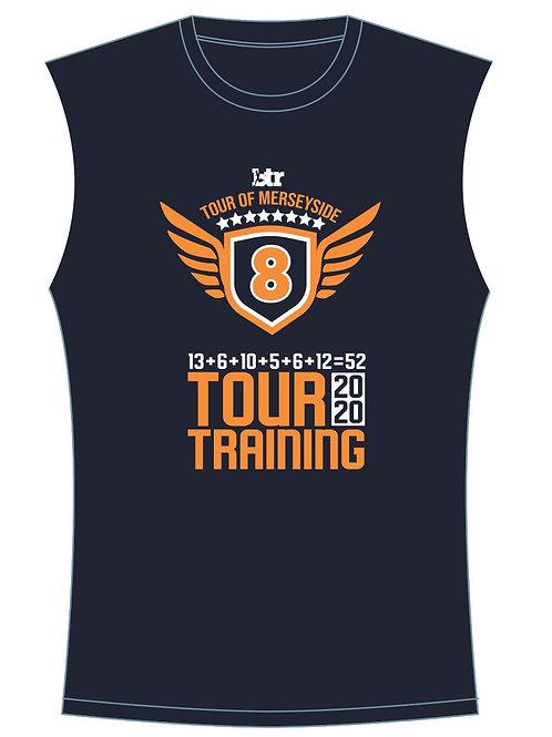 Tour Training Vest 2020 Navy MEN