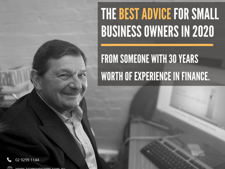 Advice to Small Business Owners
