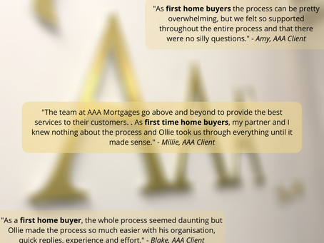 First Home Buyer Reviews