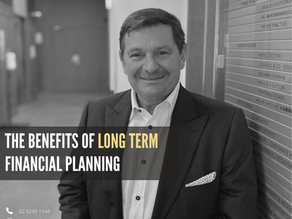 The Benefits of Long-Term Financial Planning