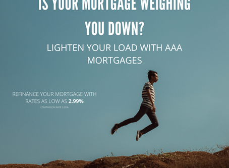 Refinance your Mortgage!