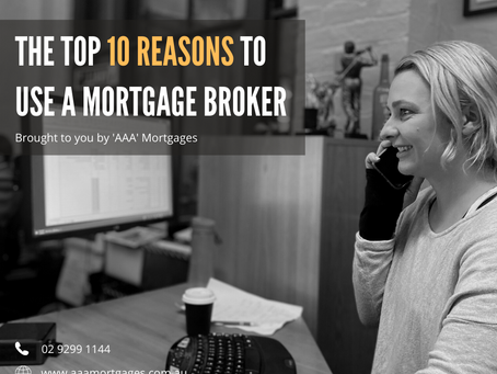 Top 10 Reasons to Use a Mortgage Broker