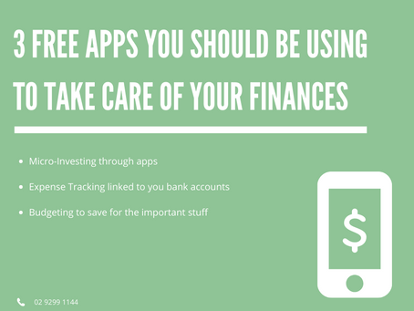 Apps to Boost your Finances
