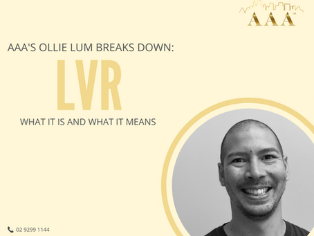 LVR Explained