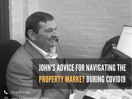 The Property Market During COVID
