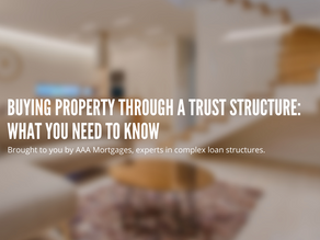 Buying Property Through a Trust Structure: A Brief Guide