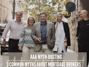 3 Common Myths about Mortgage Brokers