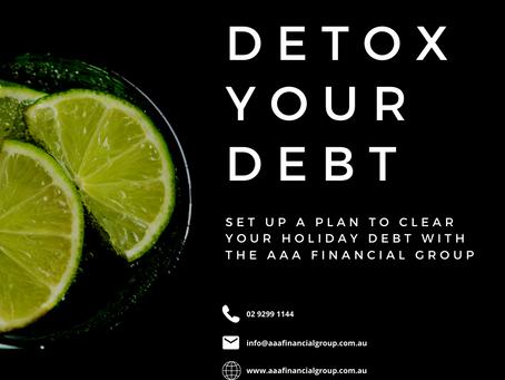 Detoxing Debt