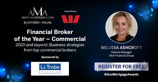 Australian Morgage Awards 2020 Speaker Cards - Melissa Ashcroft