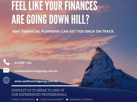 Take Financial Action Now!