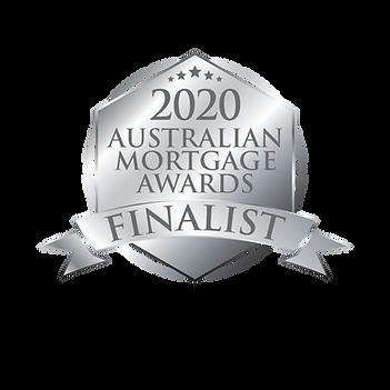 Australian Mortgage Awards 2020 Broker of the Year Finalist