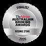 Australian Broking Awards 2020 Finalist Rising Star