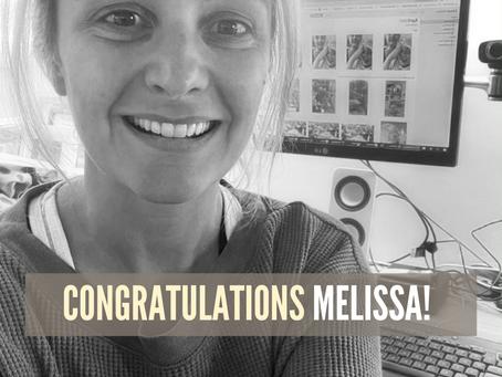 Congratulations! AAA's Melissa Ashcroft Settles her First 9 Figure Deal