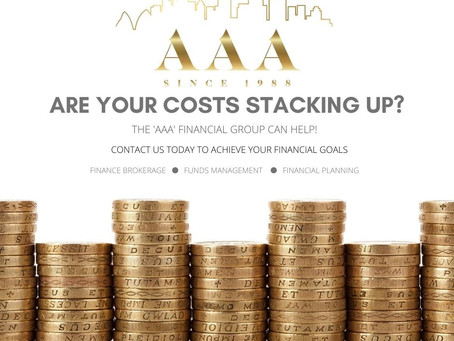 Keep your finances in-line with AAA!