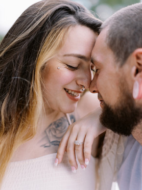 Paige & Kyle - An Engagement in Western Massachusetts