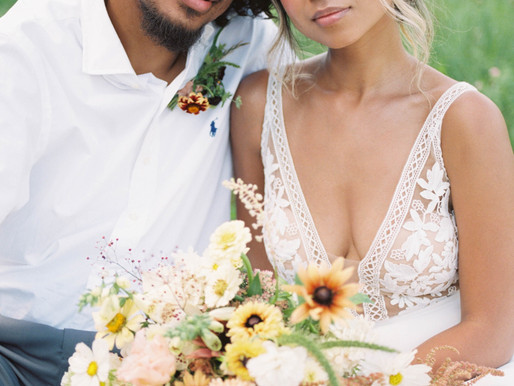 Out In The Field - A Collaboration of Wedding Professionals in MA