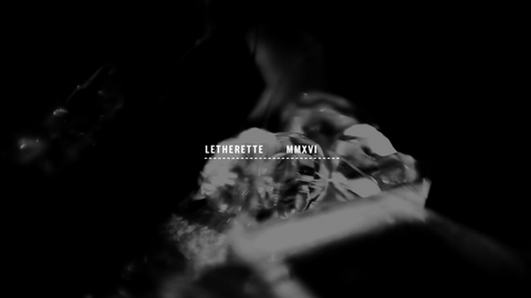 Letherette (Ninja Tune) | Music Video