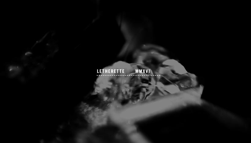 Letherette (Ninja Tune)   SAE