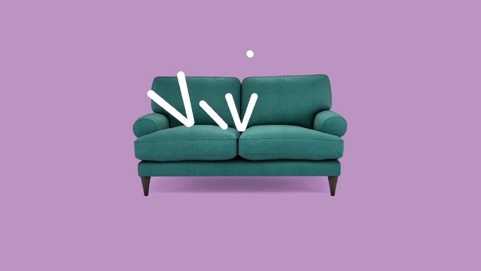 DFS So Simple...   Meet Your Sofa