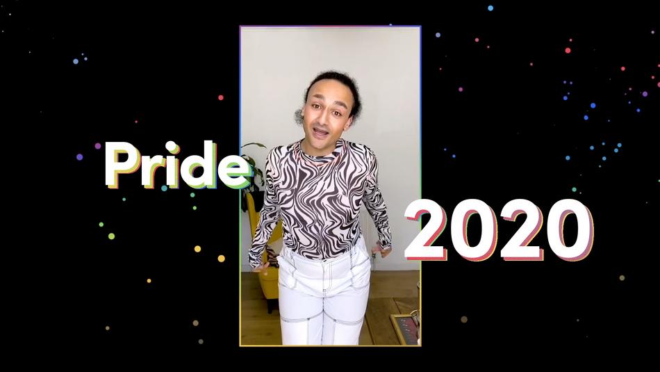 TikTok | Pride 2020