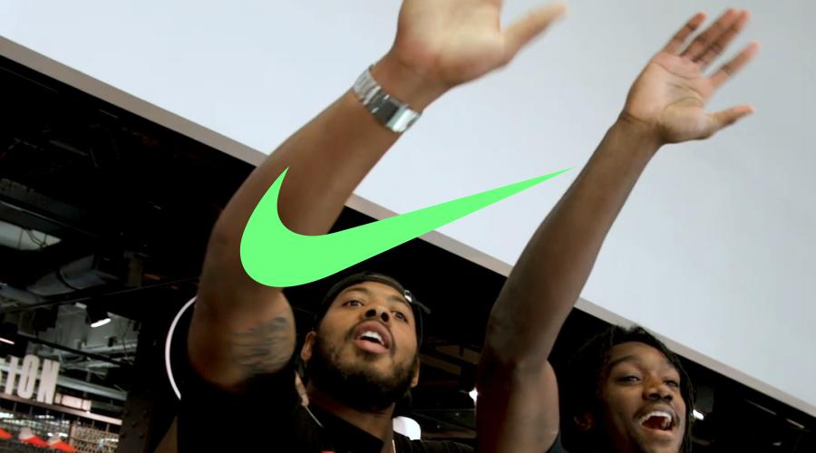 Nike x NFL   Shaquem Griffin Interview