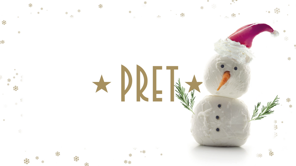 Pret   Christmas at Pret