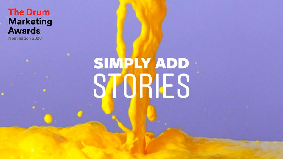 Facebook   Simple Add Stories