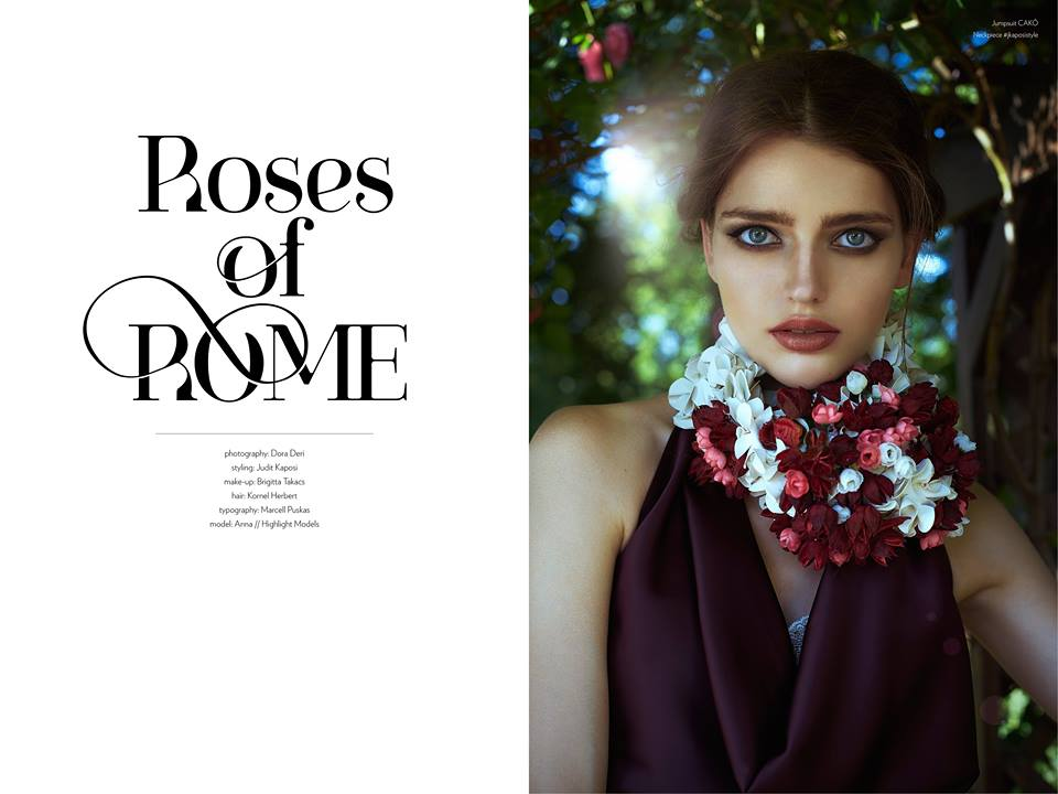 Marie Claire Roses of Roses of Rome""