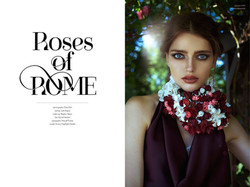 """Marie Claire Roses of Roses of Rome"""""""
