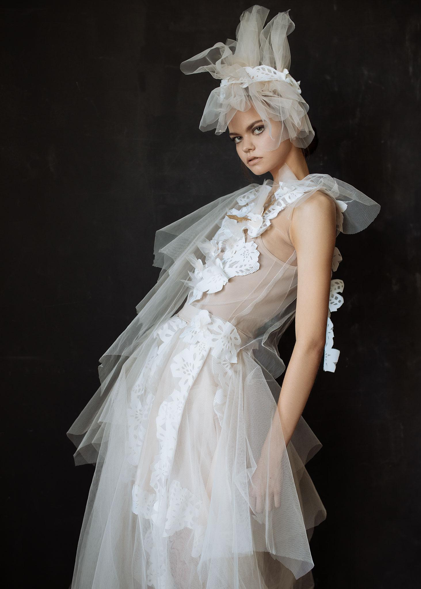 #jkapoisistyle tulle gown