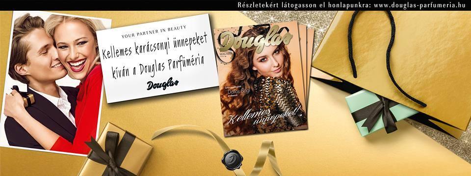 Douglas Magazin Címlap - Bogi