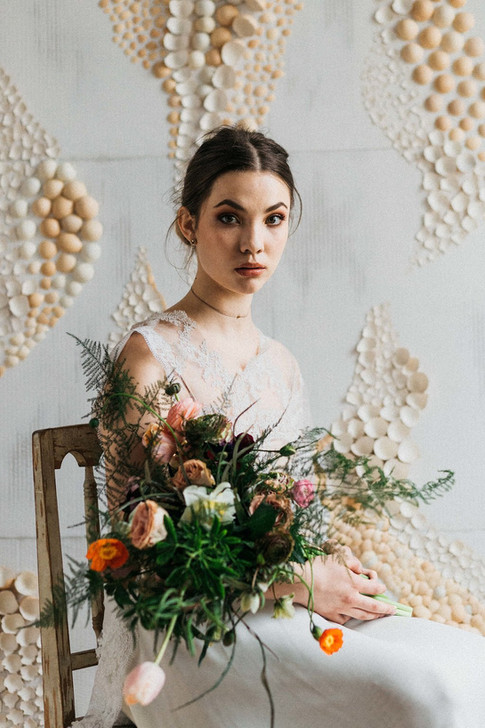 April, the Wedding Journal