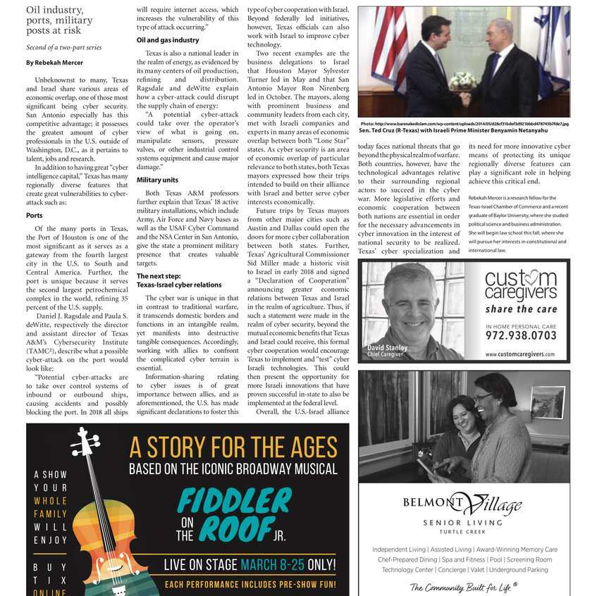 Texas Jewish Post pt-2 03_01_18