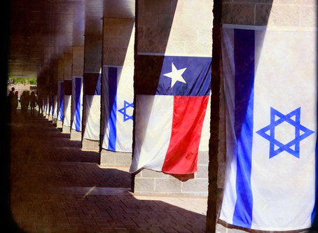 How Israel and Texas Can Work Together to Strengthen Their Respective Economic Goals