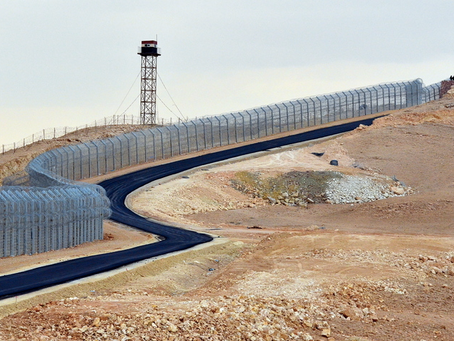 Border Wall Construction: Potential Israeli Player