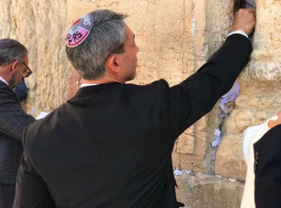 Update: Mayor Nirenberg's Visit to Israel