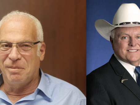 Texas Agriculture Commissioner Sid Miller Announces Israel Initiative
