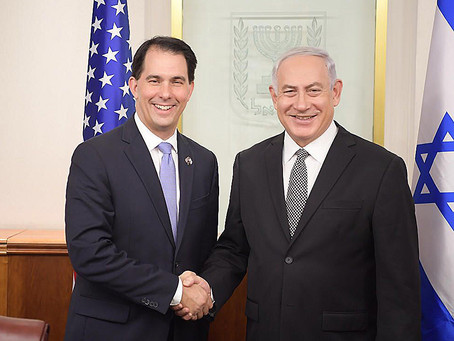 Israel and Wisconsin to Collaborate on Water Initiatives!