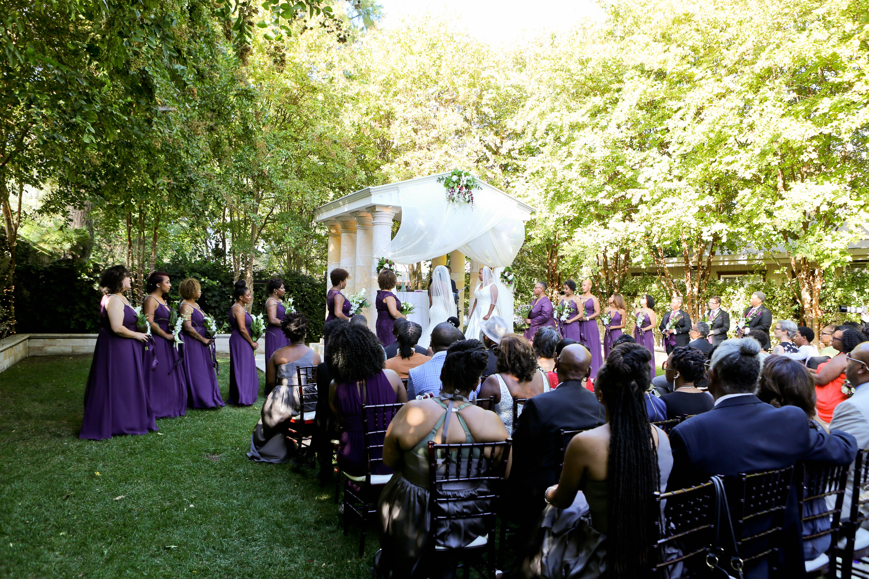 Janice & Mehells Ceremony