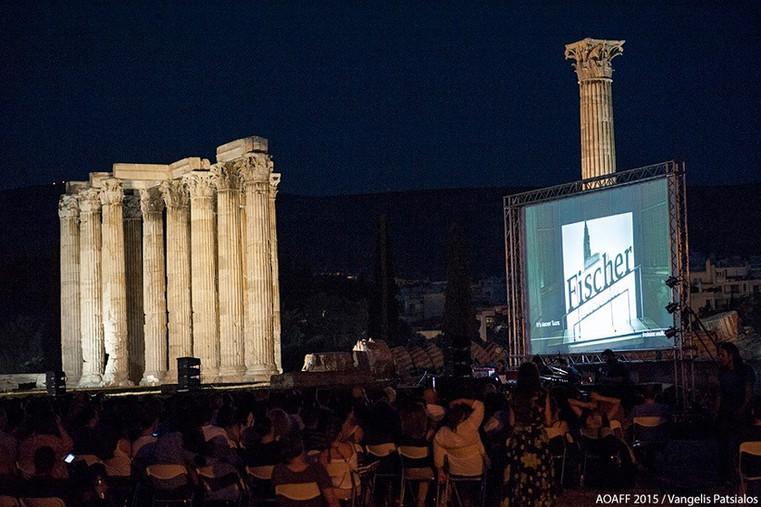 Athens Open Air Film Festival June-September 2017