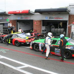 Tressler earns top ten on EURO-RACECAR NASCAR Touring Series debut