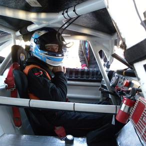 EURO-RACECAR NASCAR Touring Series Test