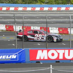 Tough Tours outing for Tressler in EURO-RACECAR NASCAR Touring Series