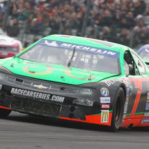Tressler endures mixed debut weekend in Euro-Racecar NASCAR Touring Series